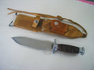 GARCIA SURVIVAL KNIFE