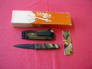 GERBER GUARDIAN KNIFE