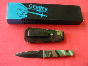GERBER GUARDIAN BOOT FIGHTER KNIFE