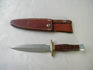 RANDALL KNIFE   MODEL#2-5    Boot-Fighter