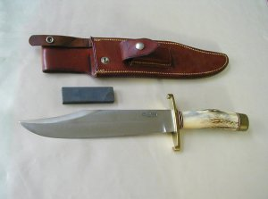 RANDALL KNIFE MODEL #12-9  Sportsman-Bowie Knife