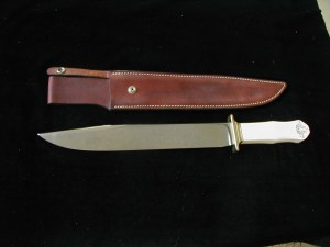 BLACKJACK TEXAS BOWIE KNIFE
